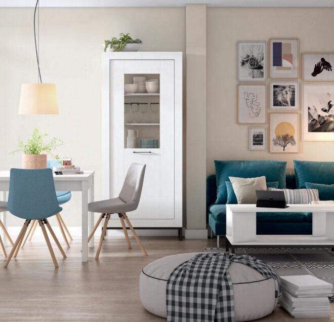 muebles-y-decoracion-salon-azulado