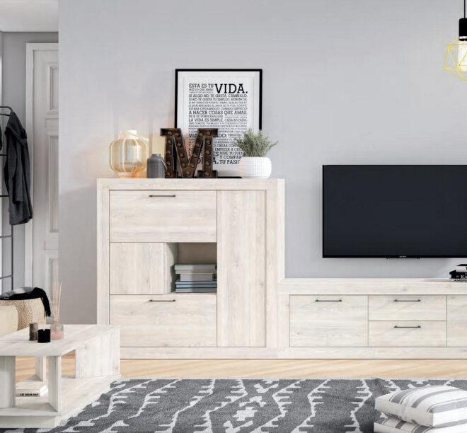muebles-y-decoracion-salon-gris